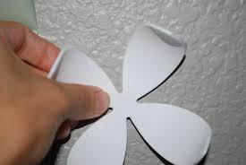 umbra wallflower wall decor white set:  dsc largejpg