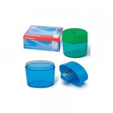 "<b>Точилка</b> пластик. <b>Erich Krause</b> ""<b>Smart&Sharp</b>"" с контейнером ..."
