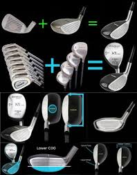 Hybrid Selection Chart See Which Hybrid Golf Club Replaces