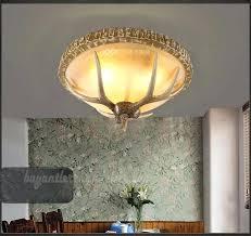 diy lighting fixtures. Perfect Lighting Rustic Ceiling Light Fixtures Buy 3 Cast Antler Deer Lamp Mount  Lights Vintage Design   To Diy Lighting Fixtures R