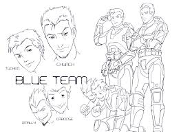 Small Picture Spartan Blue Team Coloring Coloring Pages