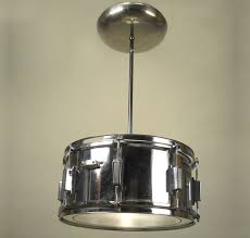image vintage drum pendant lighting. snare drum pendant lighting image vintage