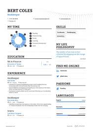 Bookkeeping Resume Bookkeeper Resume Example And Guide For 2019