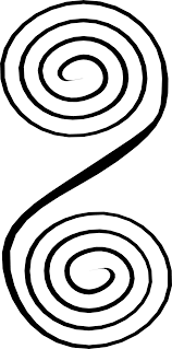 Spiral Design Design Free Stock Photo Illustration Of A Spiral Design