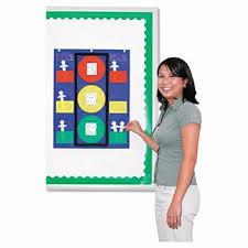 Carson Dellosa Behavior Management Stoplight Pocket Chart 1 Each Cdp158024
