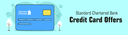 standard chartered credit card offers