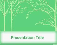 Tree Powerpoint Template 67 Best Nature Powerpoint Templates Images Powerpoint Template