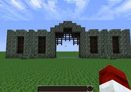 minecraft wall designs. Castle Wall Design Minecraft Designs