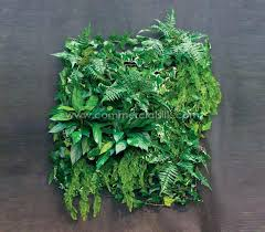 fern bushes plant panel 4 8 h x 4 w ivy green wall  on artificial forest fern green wall foliage with artificial green wall plant panels silk plant panels faux green