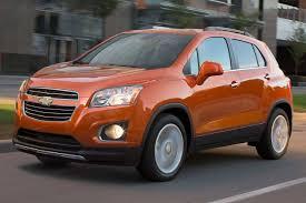 2015 Chevrolet Trax ltz Market Value - What's My Car Worth