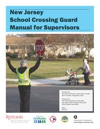 New Jersey Crossing Guard Training Program | NJ Safe Routes to School