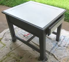End Table Paint Ideas Painted End Tables