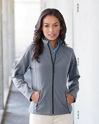 Devon Jones D945w Ladies Doubleweave Tech Shell Duplex Jacket Winston Medical Center
