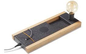 Lumi Deck Design Laadstation Met Sfeerlicht Draadloos Laden En 5x