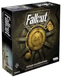 <b>Дополнение для настольной</b> игры HOBBY WORLD Fallout: Новая ...