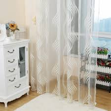 Striped Bedroom Curtains Online Get Cheap Sheer Striped Curtains Aliexpresscom Alibaba