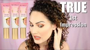<b>TOO FACED PEACH PERFECT</b> FOUNDATION HONEST REVIEW ...