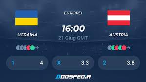 Ucraina - Austria » Risultati in Diretta, Streaming, Quote Euro 2020/21