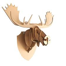 Moose Kitchen Decor Moose Head Etsy