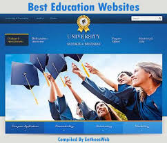 Templates For Education Best Education Website Templates Entheosweb