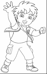 Small Picture Unbelievable nick jr halloween coloring pages with nick jr