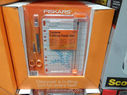 fiskars cutting essentials set