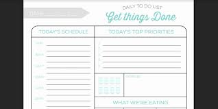 Every To Do List Template Youll Ever Need