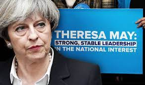 Theresa May HATED 'strong and stable' mantra and wanted to axe it | UK |  News | Express.co.uk