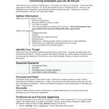 Make Resumes Online Educational Attainment Example In Resume ...