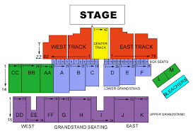 Sc State Fair Concert Seating Chart Allegan County Fair Seating Chart Ticket Solutions