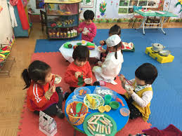 Tổ chức hoạt động góc cho trẻ 3 - 4 tuổi ở Trường Mầm ...