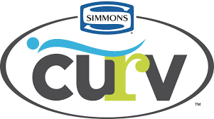 Simmons Curv 3 Gel Memory Foam Mattress Topper Reviews Wayfair
