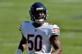 NFL linebacker Barkevious Mingo ...