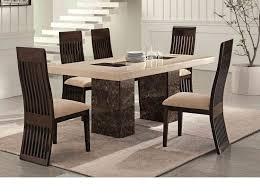 Unique Dining Room Sets Fair Kitchen Table Modern Regarding