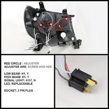 led projector wiring diagram led image wiring diagram spyder halo led projector headlights wiring spyder auto wiring on led projector wiring diagram