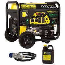 generators costco champion 9000 w portable dual fuel generator