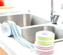 bathtub caulking tape bath sealant tape bathtub caulking tape lot kitchen wall stickers art sealing strip bathtub caulking tape