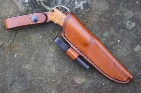 Knife Sheath Patterns Simple Knife Sheaths And Other Gear R Grizzle Leather