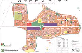 Green Layouts Green City Islamabad Layout Or Master Plan Fjtown