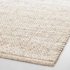 delivered chunky braided wool rug ivory tonal sweater emilie area world