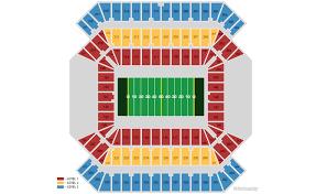 Raymond James Club Seating Chart 17 Explicit Buccaneers Stadium Seating