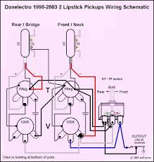 danoguitarschematics1 typical danelectro guitars schematics ~