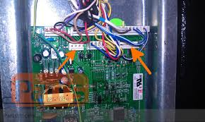 how to install ge wr55x10942 main control board included