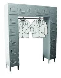 ace esl 16dr 16 doors wall mounted locker