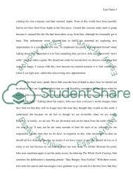steve jobs speech essay example topics and well written essays text