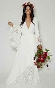 plus size hippie wedding dresses naf dresses