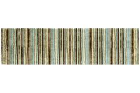 joseph blue green runner rug