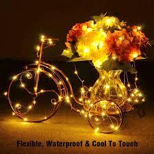 Iavo Night Light Buy Golden String Light Warm White Glow Iavo Dimmable