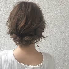 サッとまとめただけなのになんか可愛いざっくりまとめ髪8選 Locari