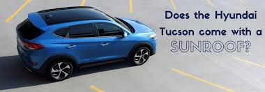 The 2021 hyundai tucson delivers the space, comfort, safety, and good looks that are hard to pass up. Does The Hyundai Tucson Come With A Power Sunroof Serra Hyundai